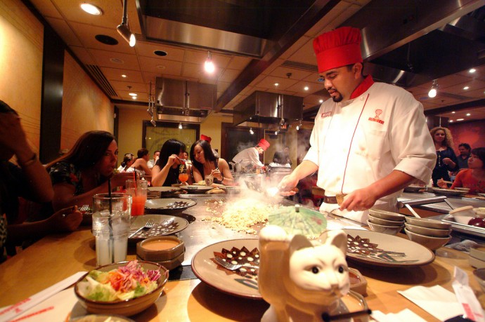 Japanese restaurant chain Benihana launches in India