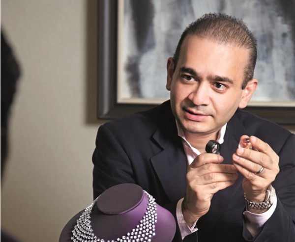 Mumbai-based Nirav Modi is the first Indian jewellery designer to ...