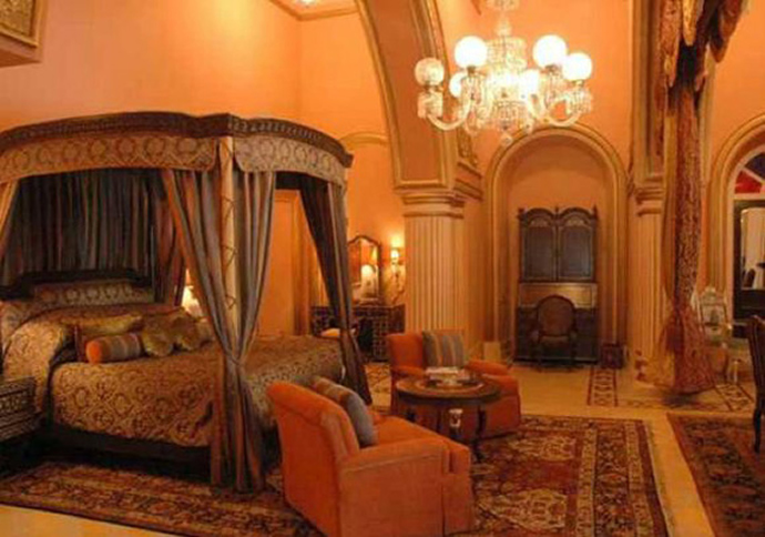 The Most Expensive Hotel Suites In India