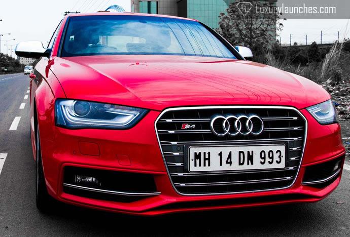 Audi S4 3.0L V6 TFSI