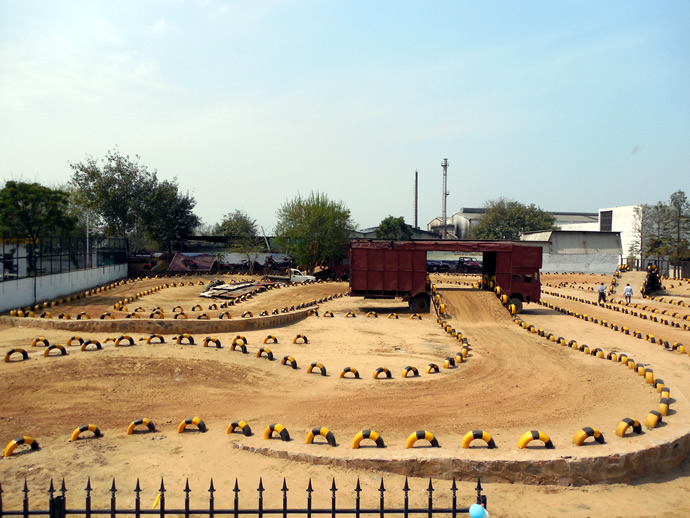 Off Roading Near Me >> We get a dose of extreme off-roading at the Polaris Experience Zone in Dharuhera, near Delhi