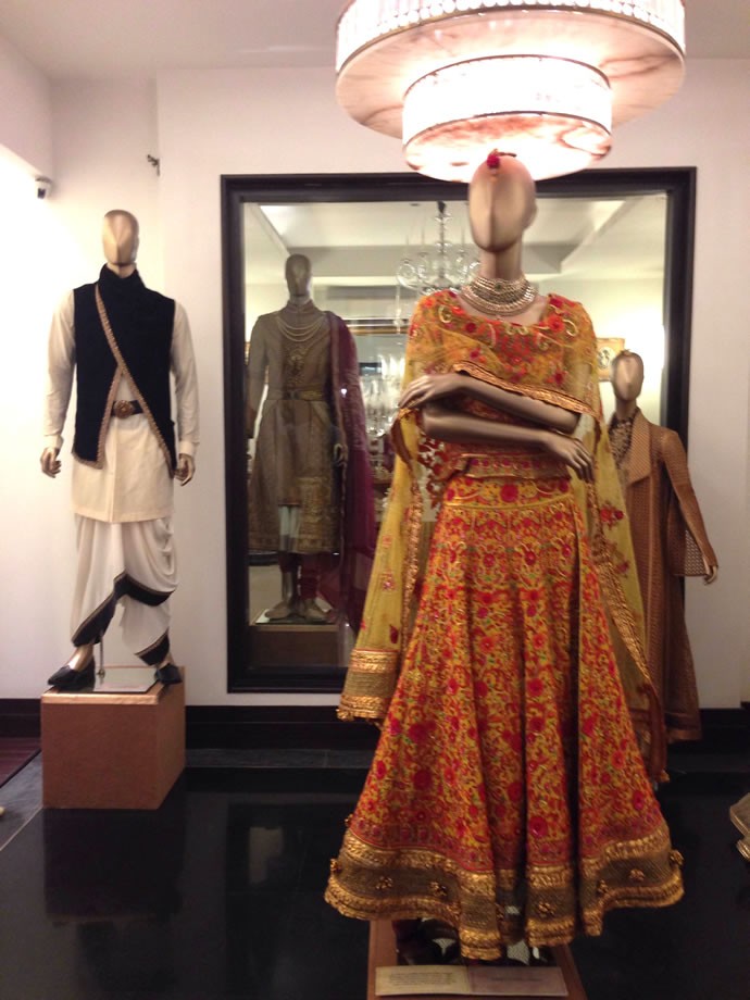 We Preview The Modern Mughals Bridal Couture Collection