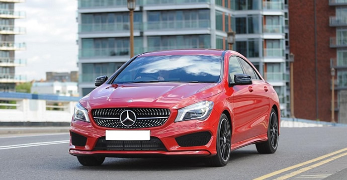 Mercedes benz launches cla class entry level luxury sedan for Mercedes benz starter price