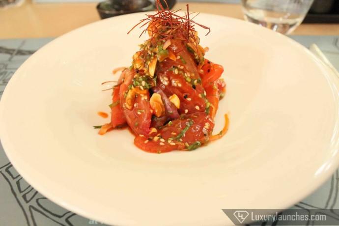 Bomra's Tomato Salad