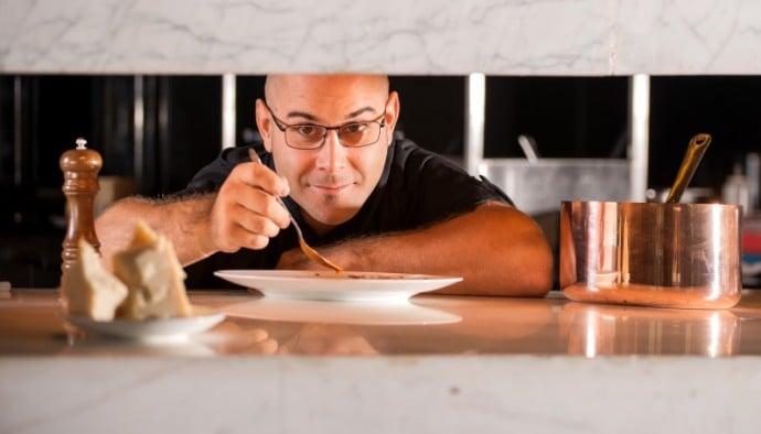 Chef de Cuisine, Diego Martinelli