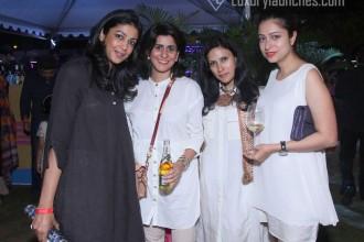 Sujata Sippy, Radhika Jha, Karishma Bedi