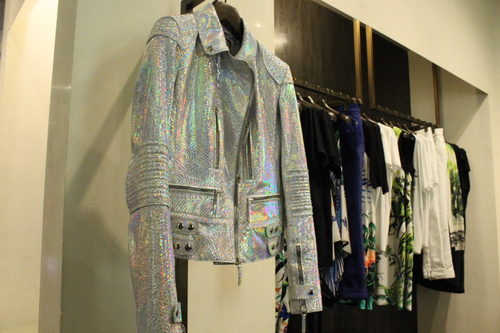 Emporio-Cavalli-metallic-jacket