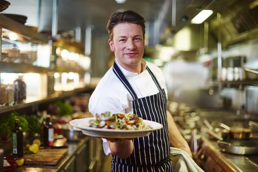 Chef Jamie Oliver (1)