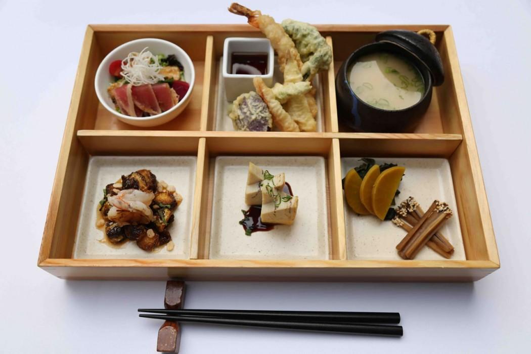 Appetizer Bento Box