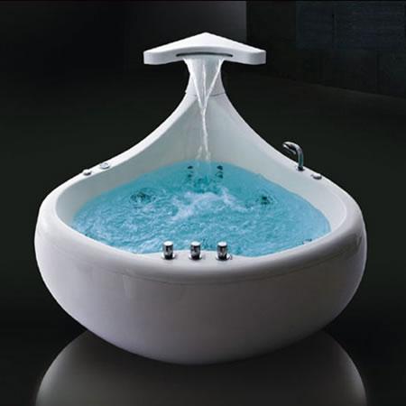 modern and unique bathtubs