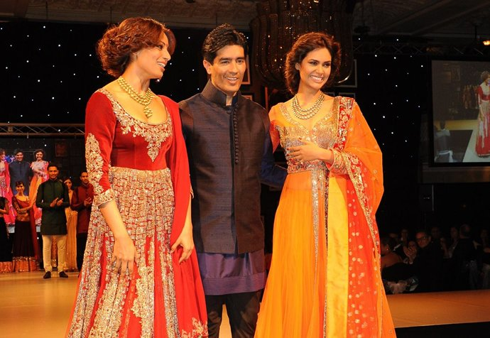 Manish Malhotra Celebrates 100 Years Of Indian Cinema At Pratham Ball London