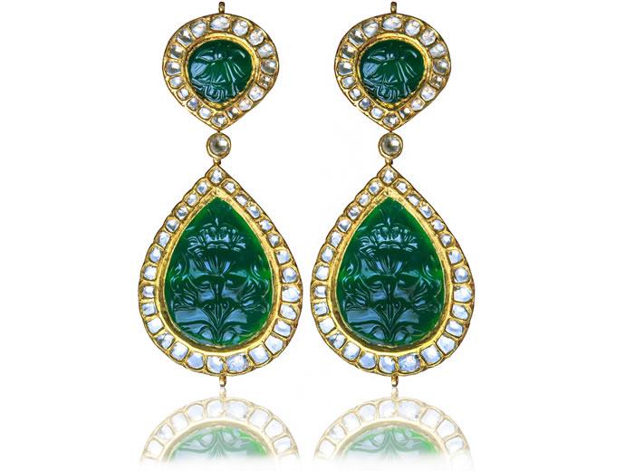 neety-singh-emerald-gold-jewellery-2