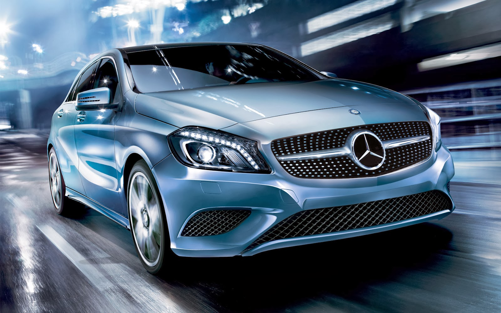 Mercedes Benz To Introduce The Edition 1 A And B Class To India