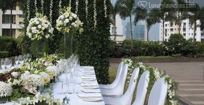 Beautiful Terrace Gardens