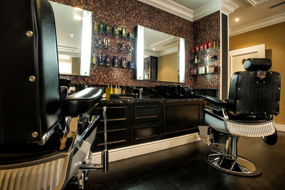 Truefitt hill launches in mumbai with extravagant for Motor city beauty salon