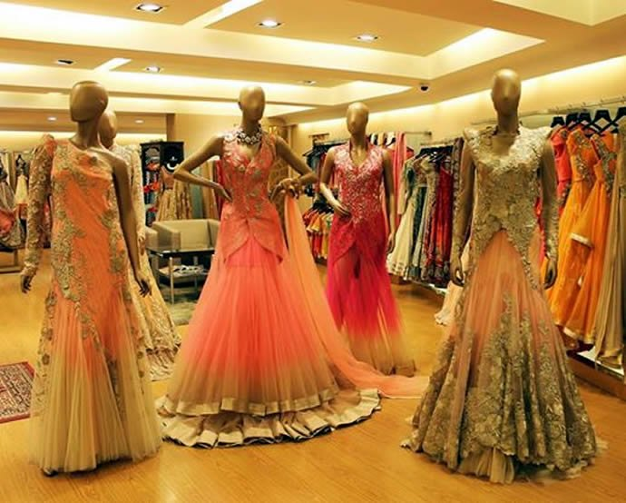 Indian Designer Clothes In Mumbai roster of designs by the