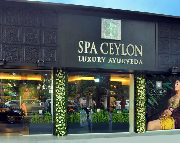 Sri lanka 39 s premier lifestyle brand spa ceylon launches in for Motor city beauty salon