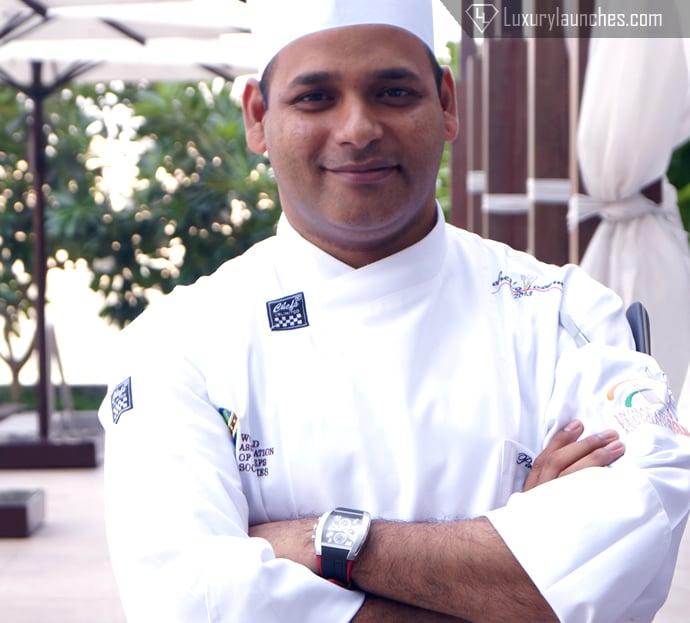 Meet Chef Paul Kinny