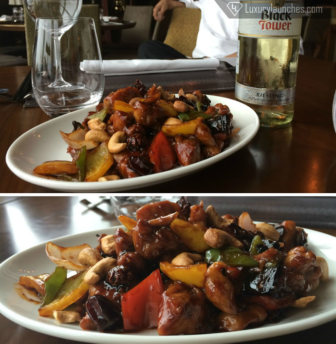 Kungpao Chicken – Black Tower Riesling Pairing