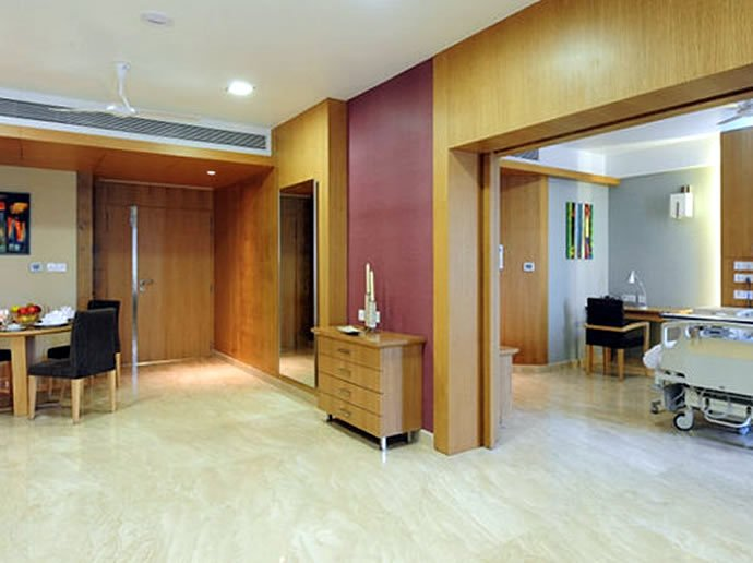 Image result for hiranandani hospital most expensive room