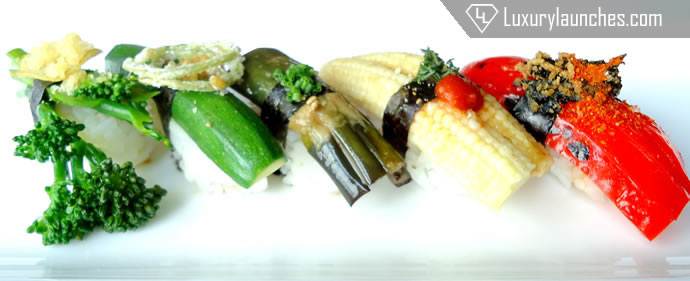 Assorted Vegetarian Platter