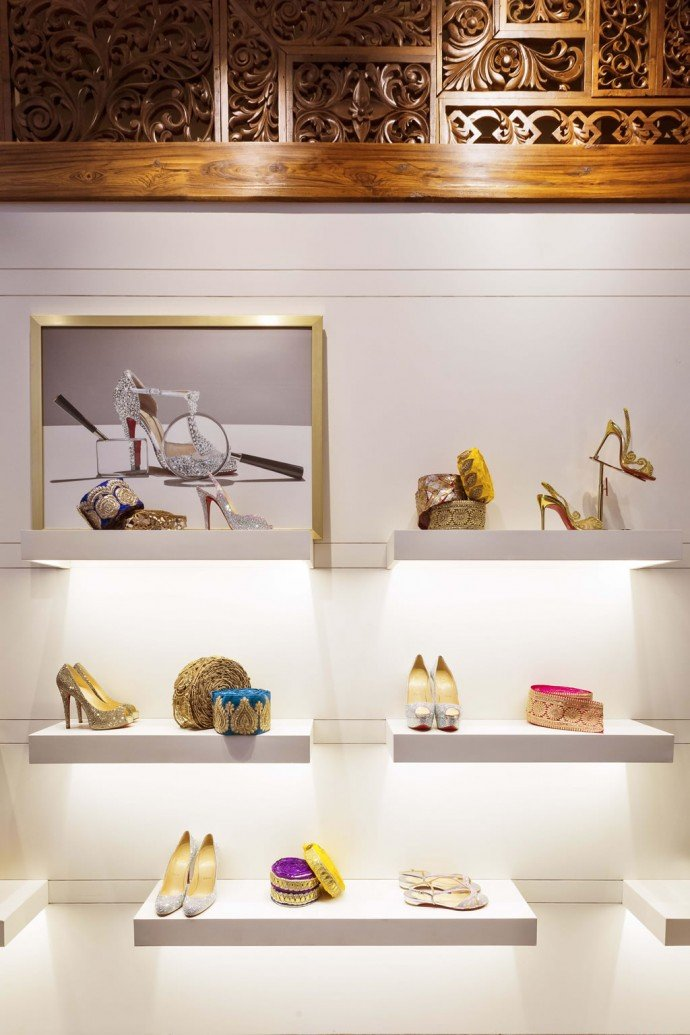 Christian Louboutin\'s first ever wedding suite is every bride-to ...