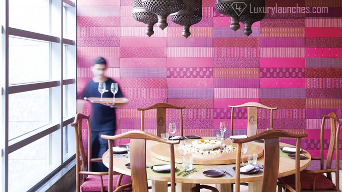 Vibrant Private Dining Room