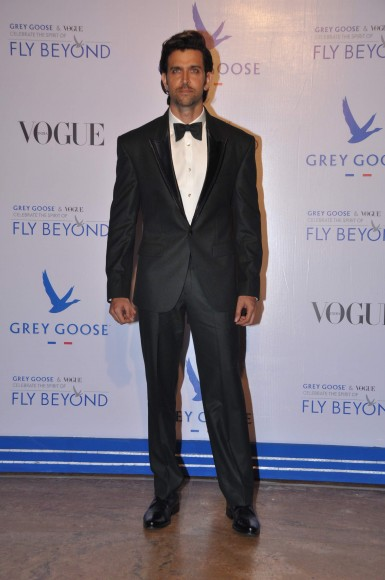 Hrithik Roshan - Ultimate Entertainer at Grey Goose Fly Beyond with Vogue