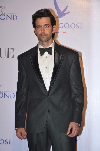 Hrithik stuns at Grey Goose Fly Beyond with Vogue