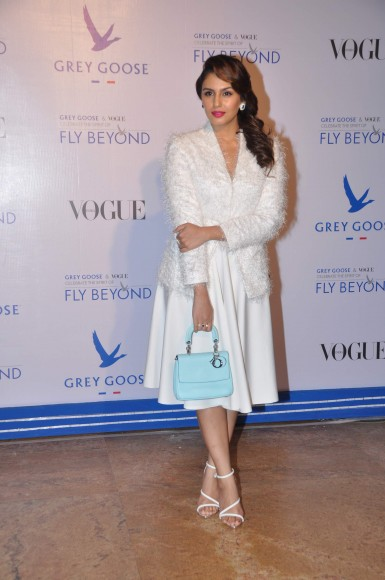 Huma Qureshi at Grey Goose Fly Beyond with Vogue 2