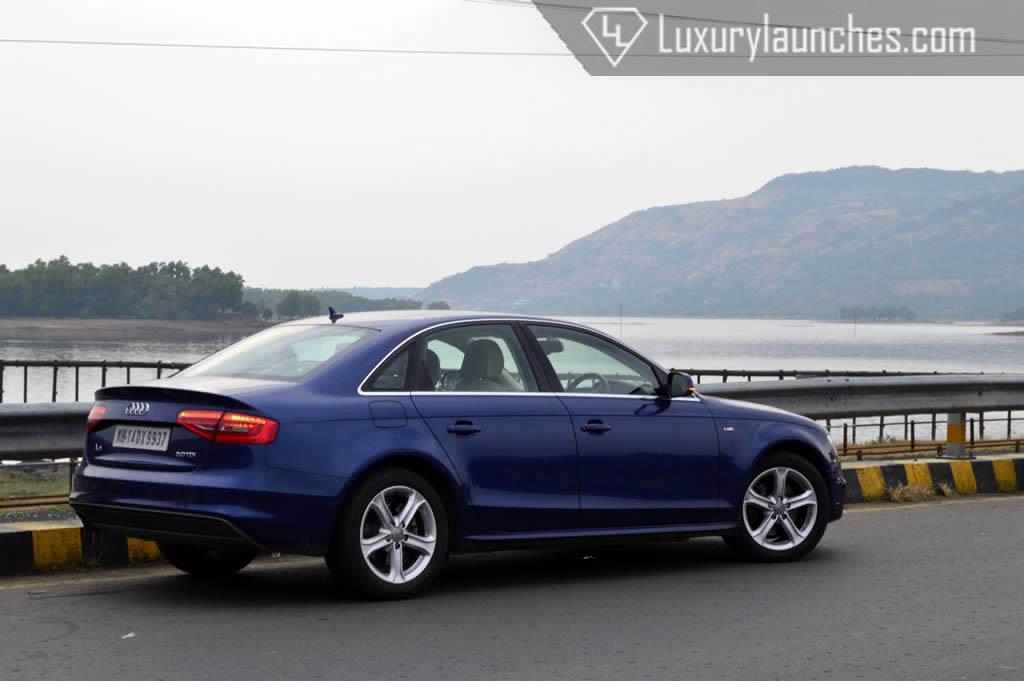 Audi a4 2013 Blue 2013 Audi a4 9