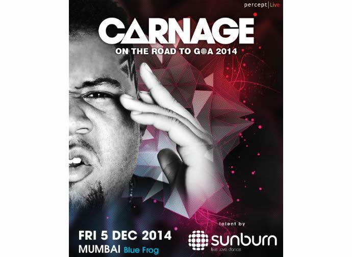 DJ Carnage Live blueFROG