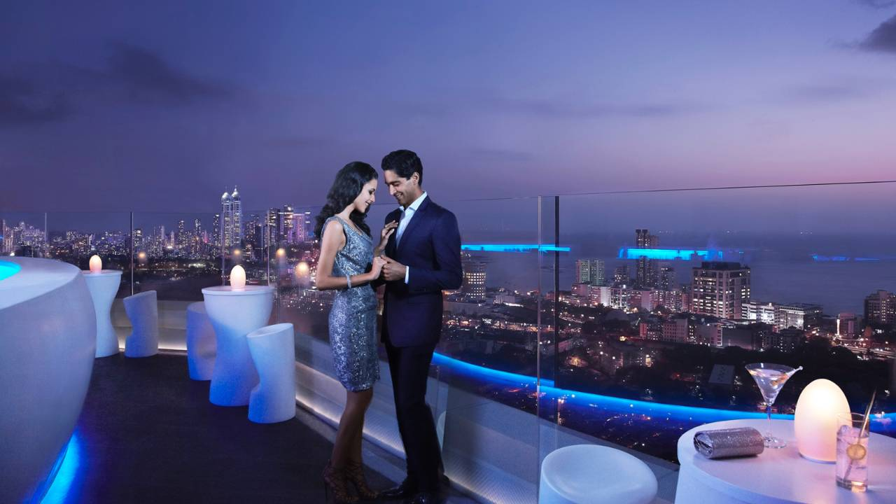 High In Maximum City The Best Rooftop Bars In Mumbai