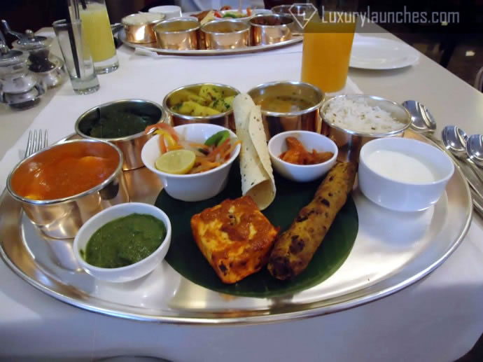 Veg Indian Thali