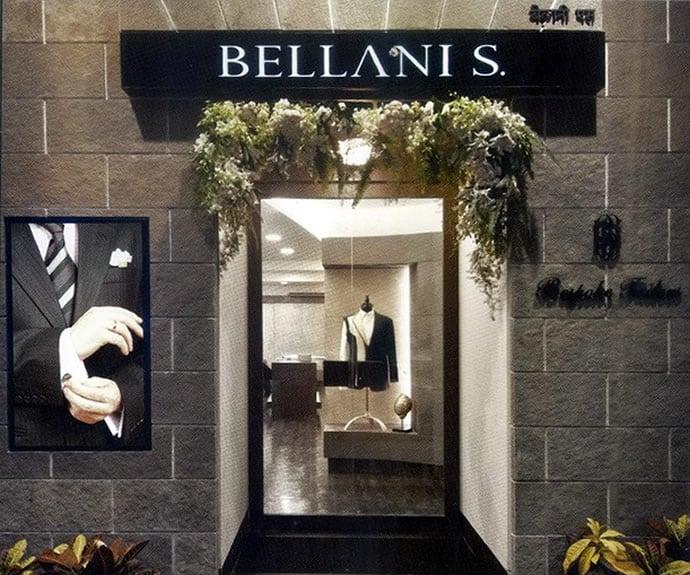 Bellani S A Bespoke Formal Wear Store At Fort Mumbai