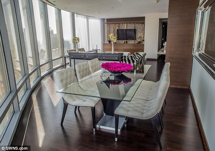 Inside Mumbai S Swankiest Apartment Designed By Giorgio