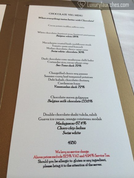 ziya-choclate-menu