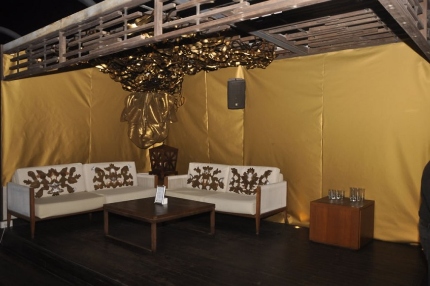 Amit Aggarwals Cabana inspired by Grey Goose Golden Delight