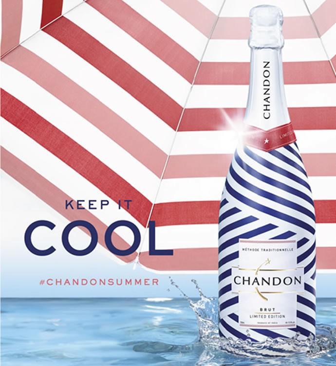 Chandon Summer Poster