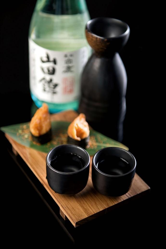 Inari Rice Cracker Maki