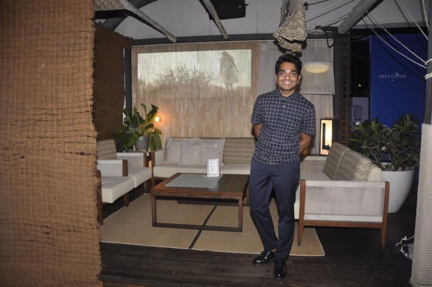 Nimish Shahs Cabana inspired by Grey Goose Le Fizz
