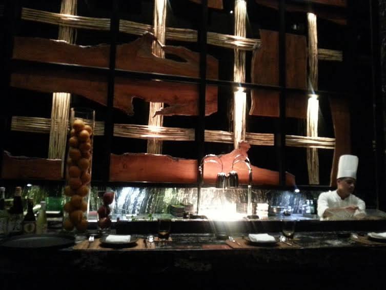 Stunning Sushi Bar