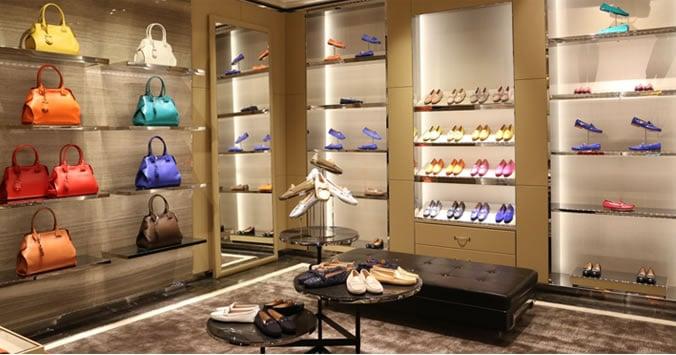 Tod S Reopens It S Flagship Store At Palladium Mumbai