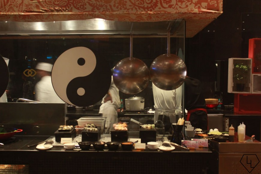 Slice of Japan décor
