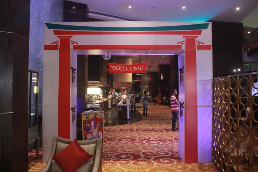 Slice of Japan Pondicherry Cafe entrance