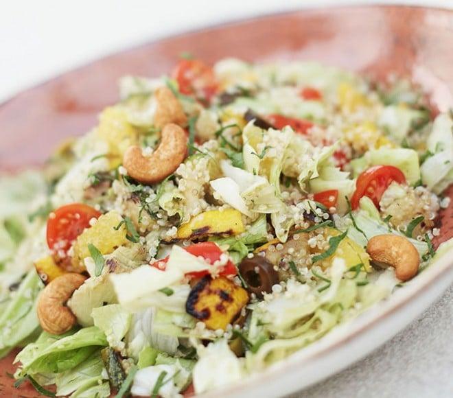 ASILO Quinoa & Roasted Vegetable Salad