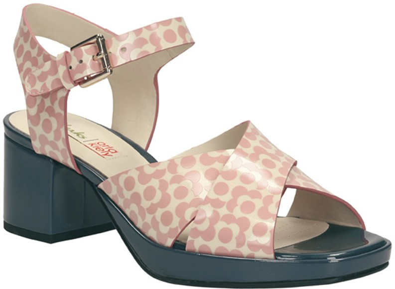 Orla Blanche Pink Floral
