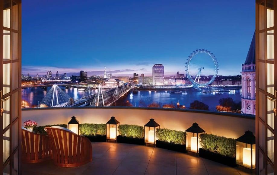 Accomodation - Overlooking London