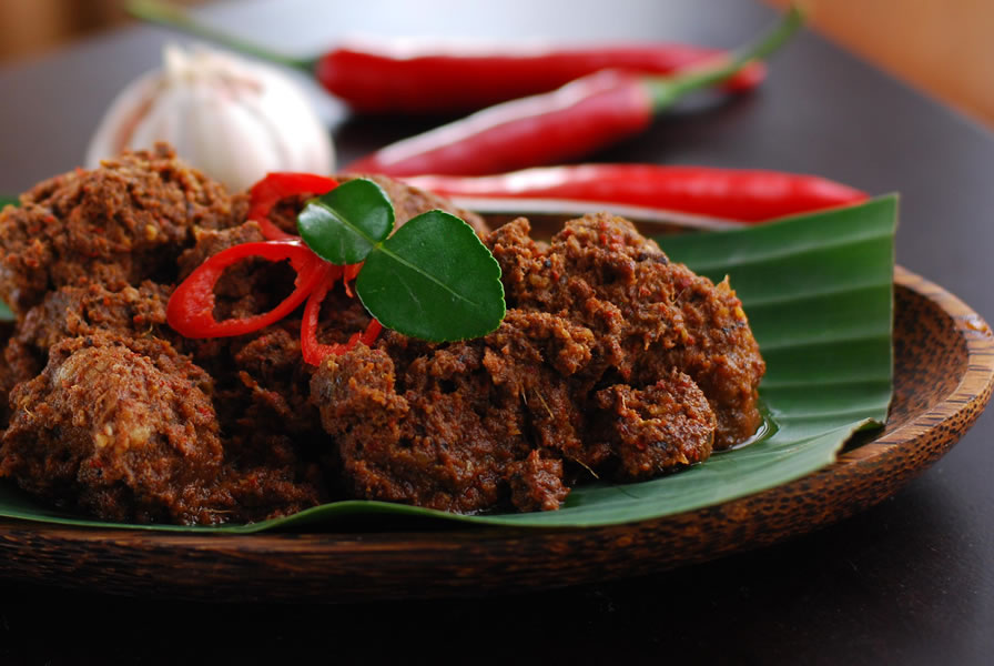 Mutton Rendang