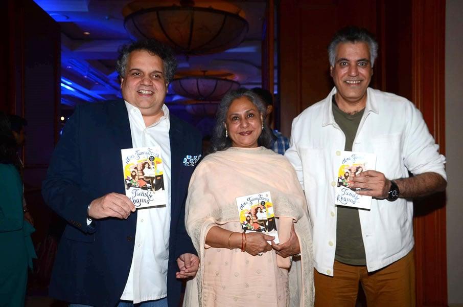 Sandeep Khosla , Jaya Bachchan, Abu Jani